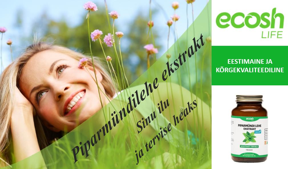 EcoshLife_Piparmündilehe_ekstrakt