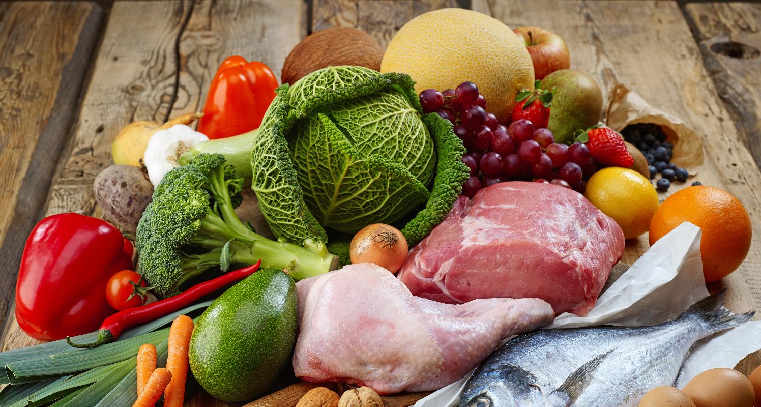 Elu5-Heme raud toidus