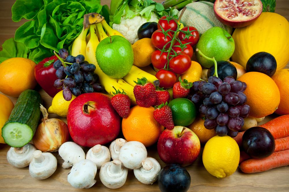 Tervislik toit - antioksüdandid