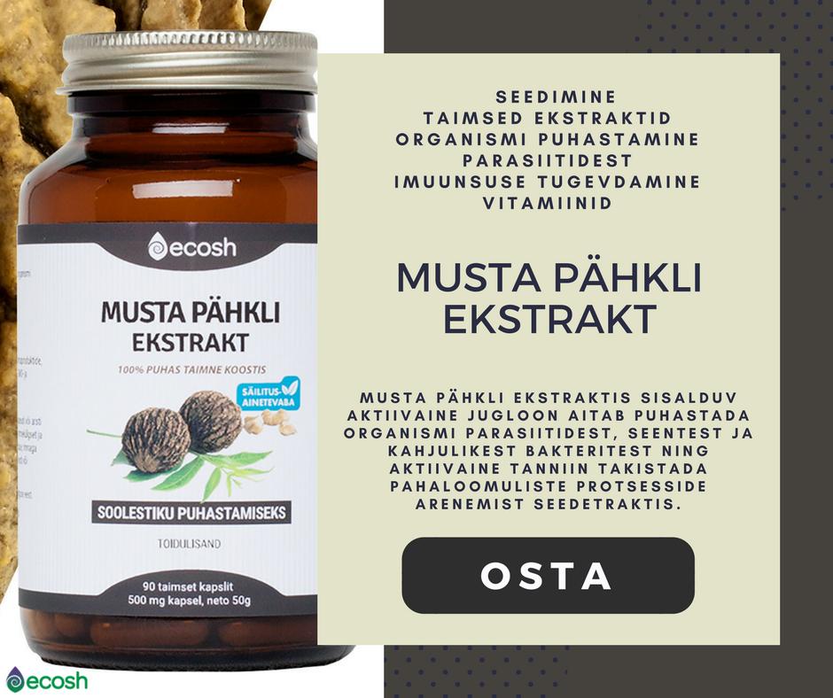 Ecosh_Musta_Pähkli_Ekstrakt_Parasiitide_Hävitamiseks_Organismist