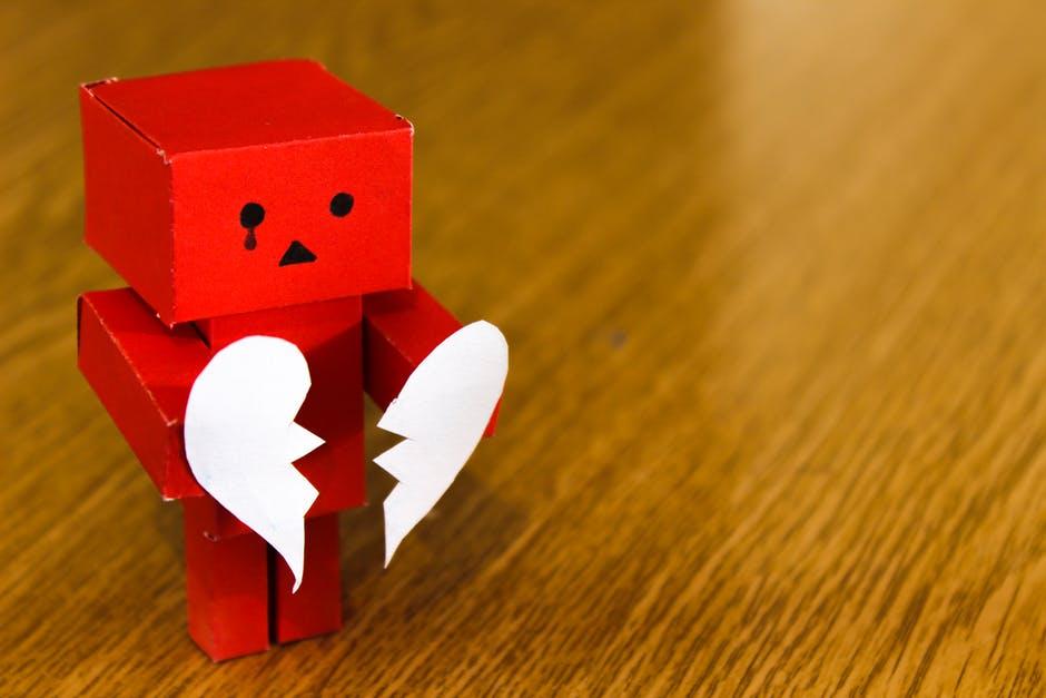 murtud süda