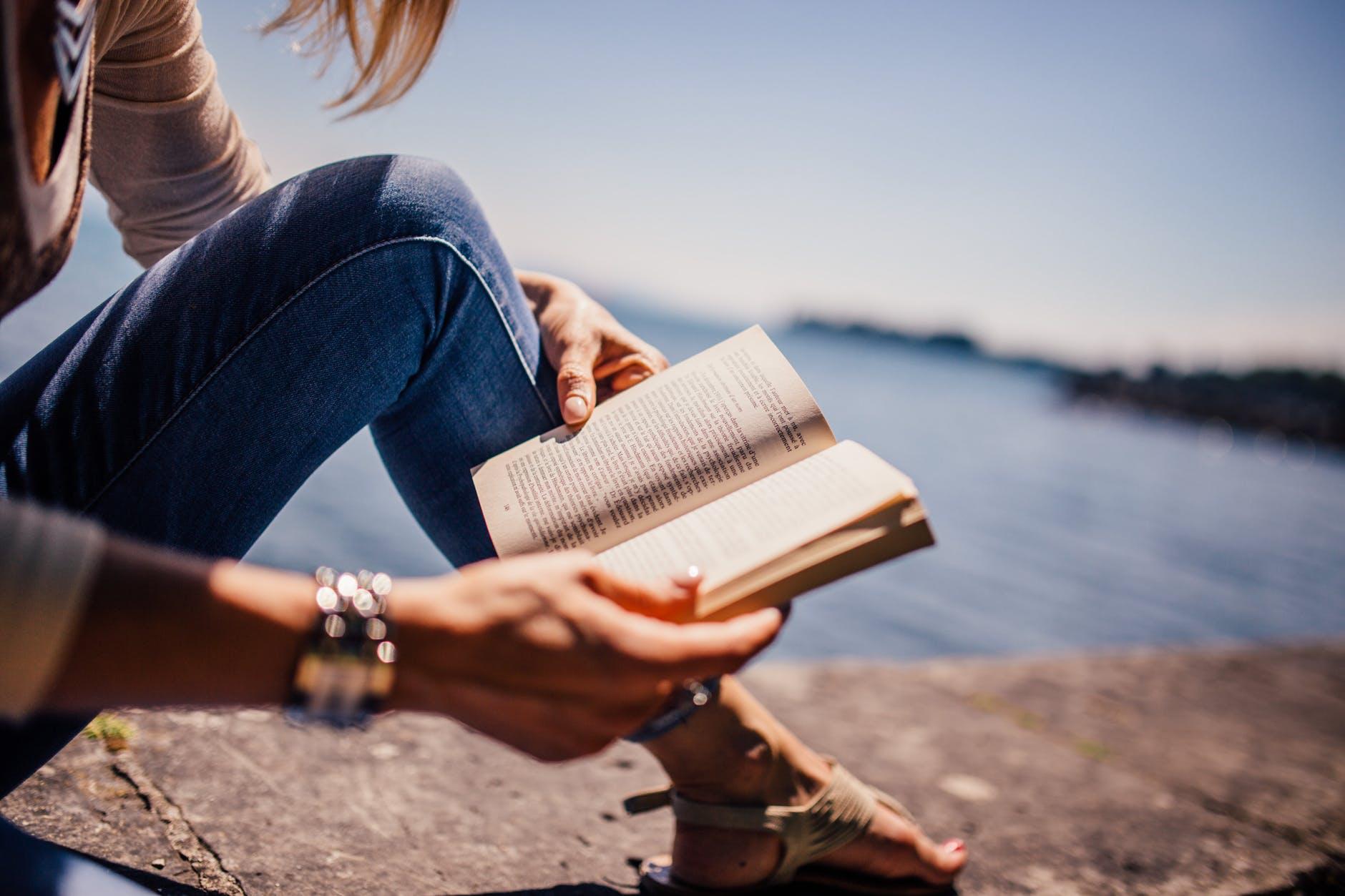 raamatu lugemine