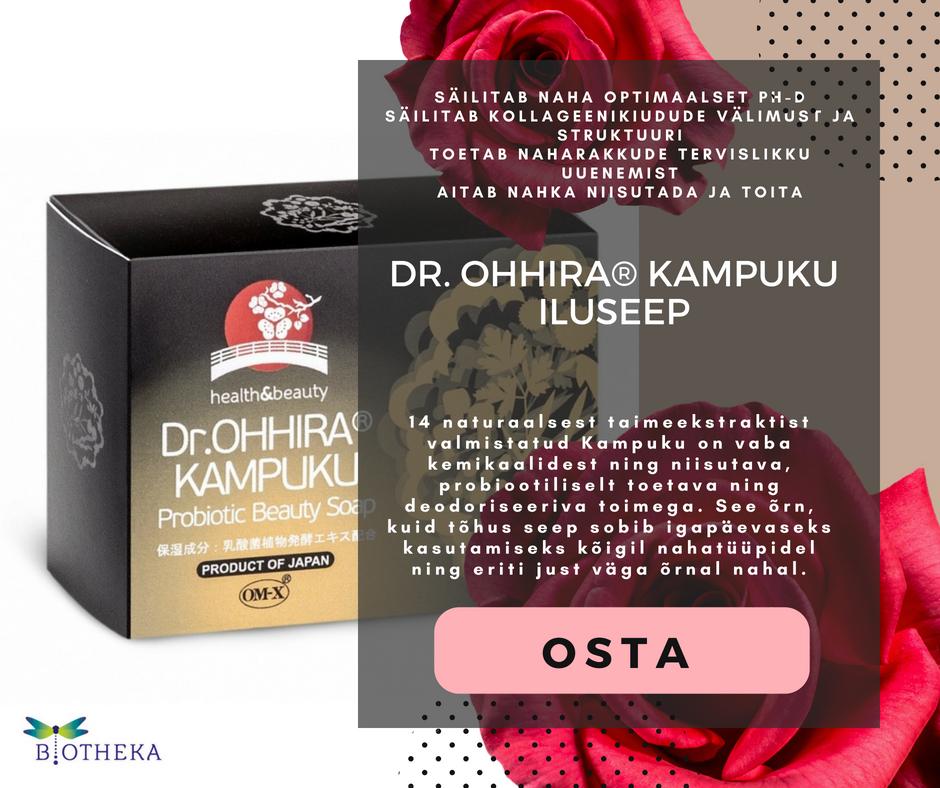Biotheka-DR. OHHIRA® KAMPUKU ILUSEEP