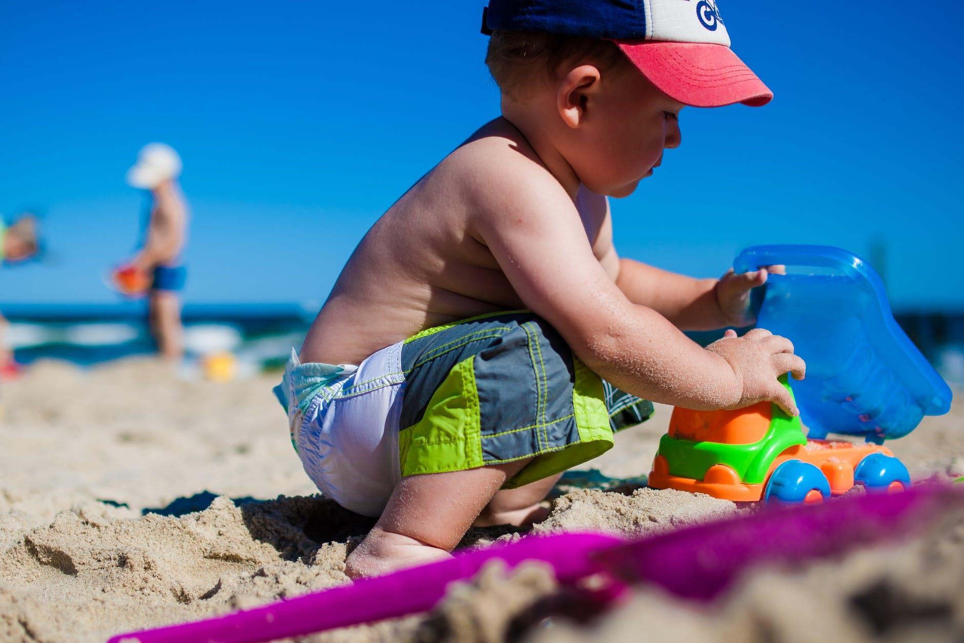 laps rannas