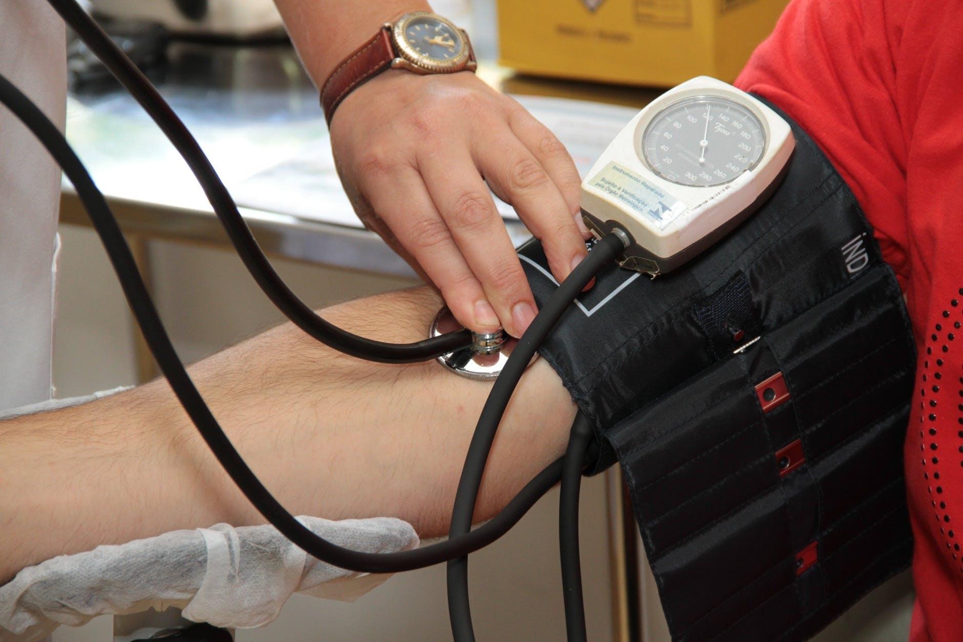 vererõhu mõõtmine