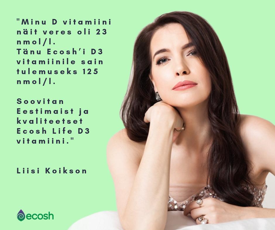 Vitamiin D_Liisi Koikson