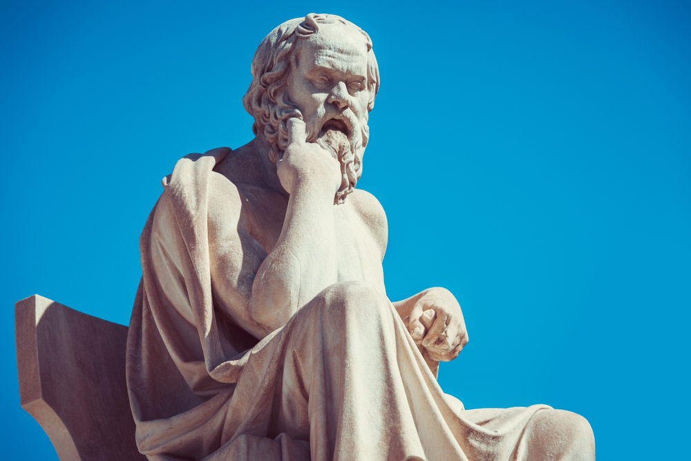 sokrates-filosoof